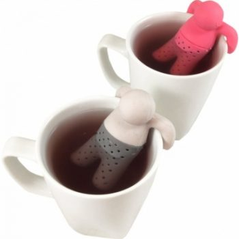 MR & MRS TEA INFUSER