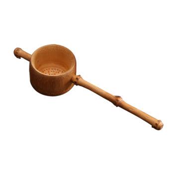 HANDMADE BAMBOO TEA STRAINER